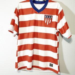USA World League Soccer Umbro Soccer Jersey  Men